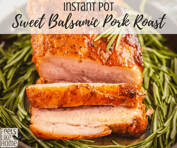 pork roast with rosemary