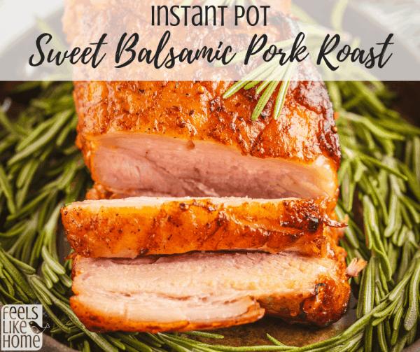 pork roast with rosemary