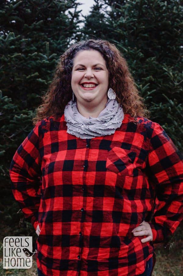 Tara Ziegmont posing for the camera