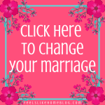 change my marriage