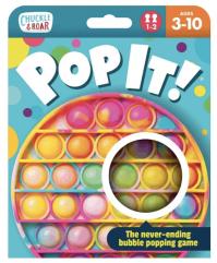 Chuckle & Roar Pop It! Tie Dye