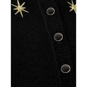 Collectif Mainline Jessie Atomic Star Cardigan