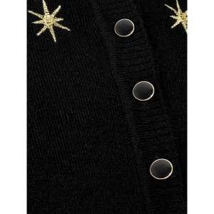 Collectif Mainline Jessie Atomic Star Cardigan
