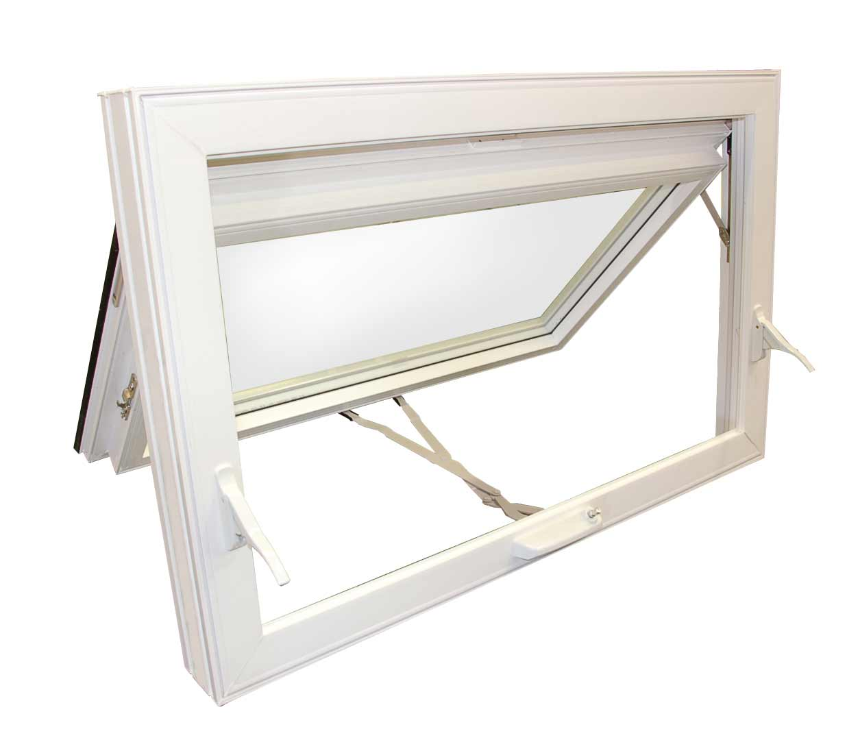 Aluminum Basement Windows