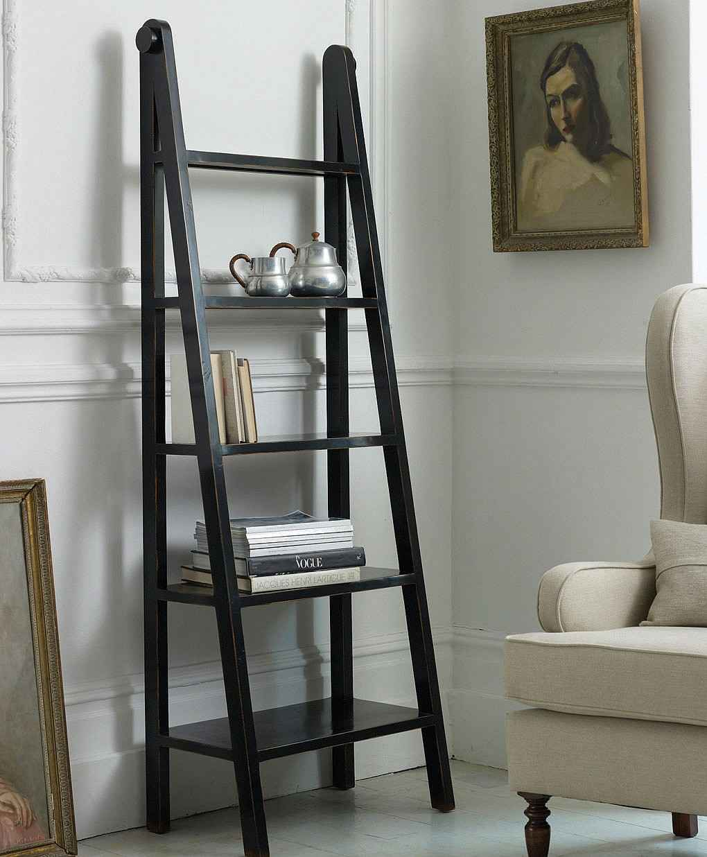 Black Ladder Bookshelf Reviews