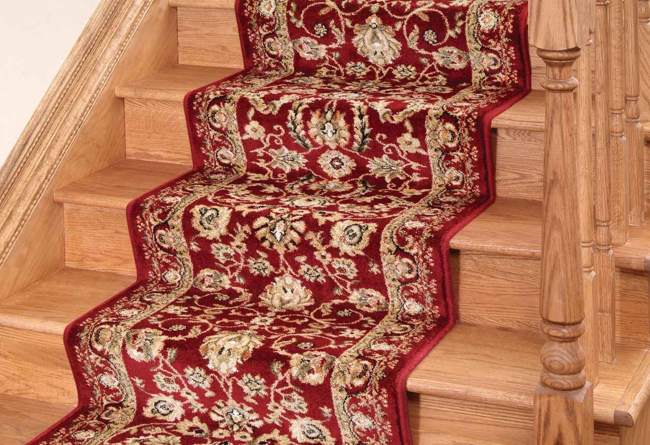 Carpet Stair Runner Roll For Home   Carpet Stair Runners By The Foot
