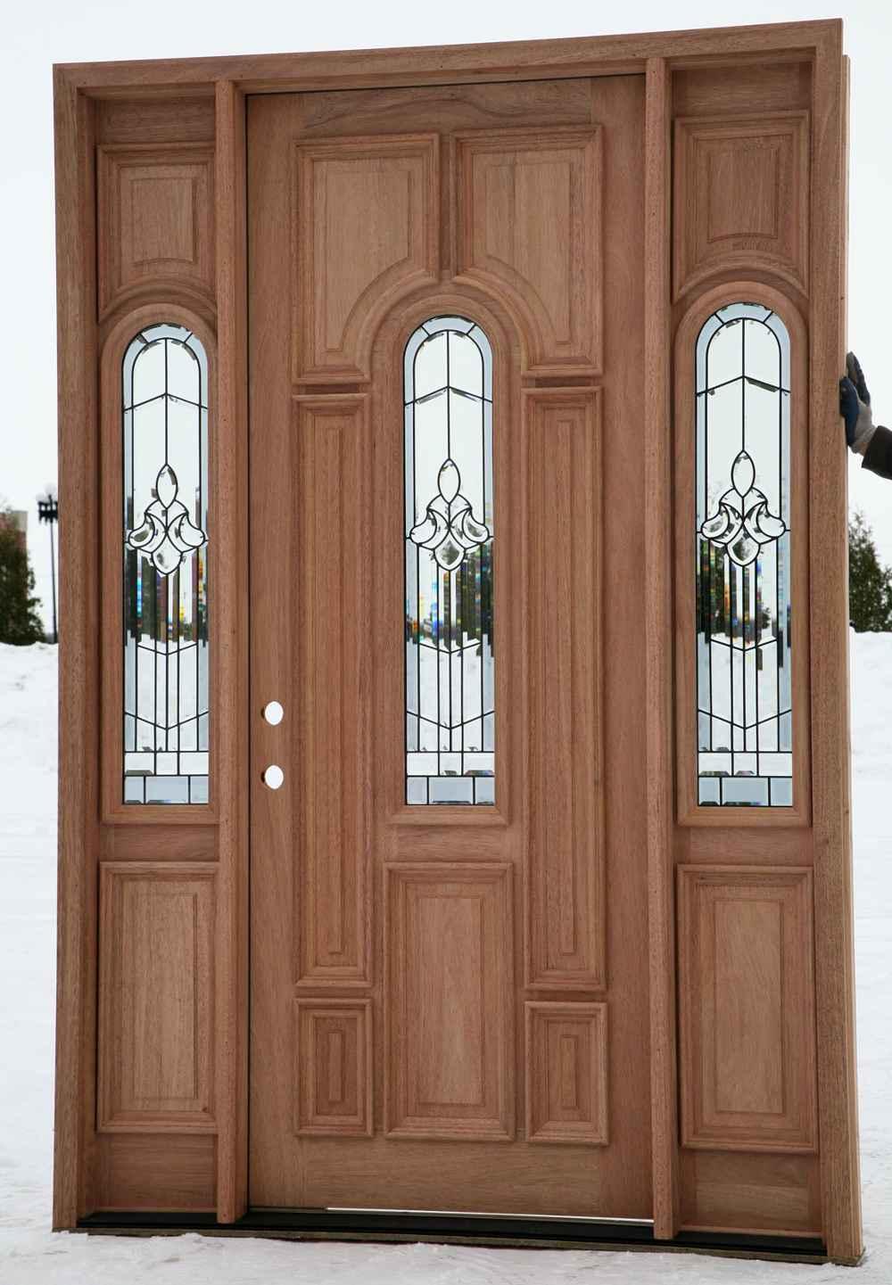 Cheap Exterior Doors Feel The Home
