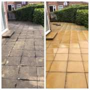 Pressure Washing Services - Decking, Driveways, Residential Brick Cleaning, Stone etc