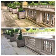Patio and Driveway cleaning service