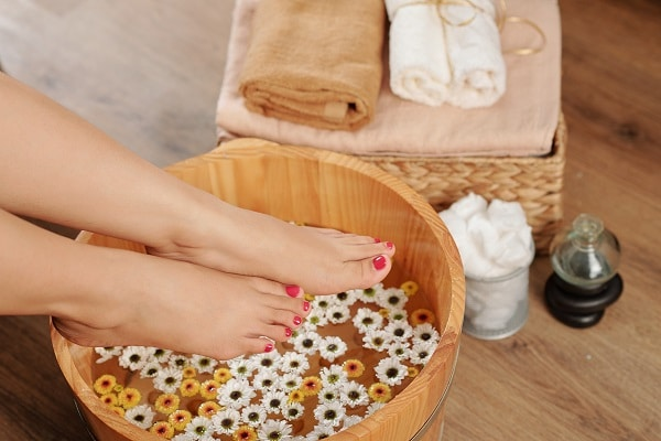 Best Products For An At Home Pedicure