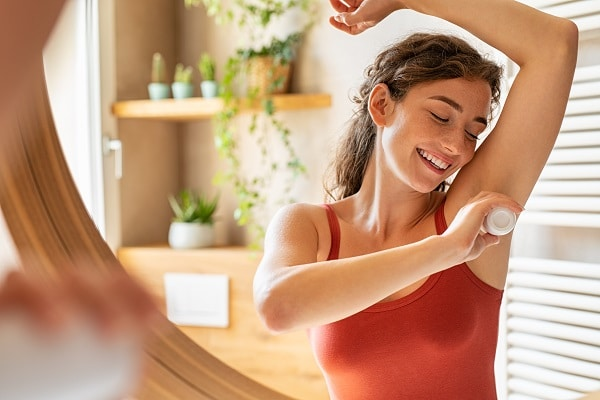 Is Natural Deodorant Better For You?