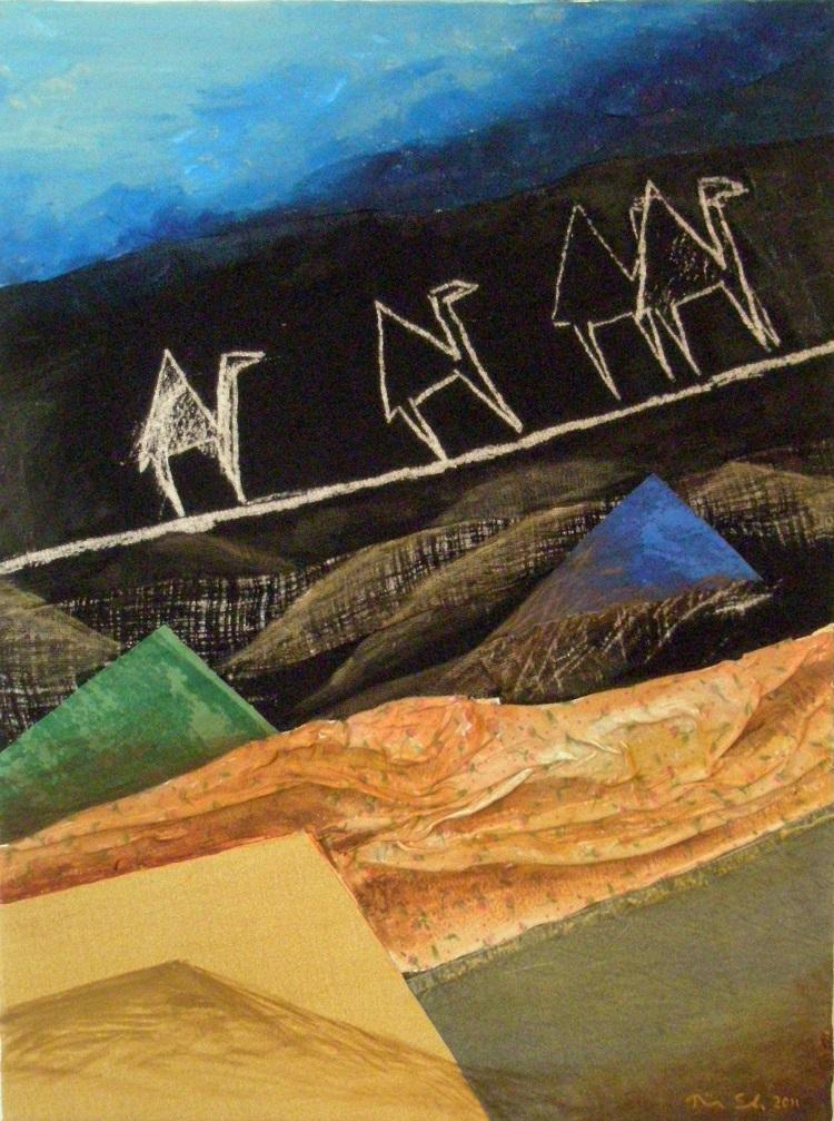"""Heavy Journey"" by Tiina Salo-Devries"