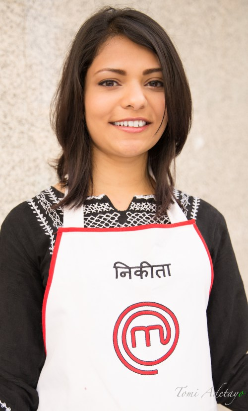 Masterchef India: Nikita Gandhi