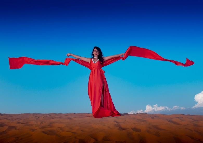 Outdoor Desert Photography