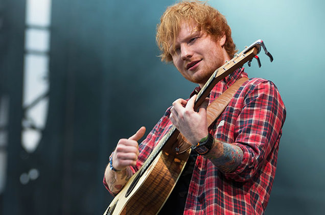 Book Your Ed Sheeran Tickets Before They Sell Out!