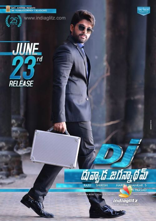 Sri Venkateswara Creations Release New Trailer of Allu Arjun's Latest Blockbuster, Duvvada Jagannadham
