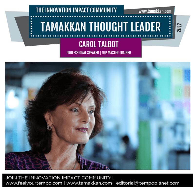 Carol Talbot Professional Speaker | NLP Master Trainer