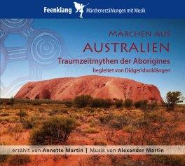 Traumzeitmythen der Aboriginies