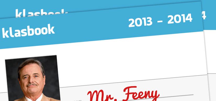 'Klasbook 2013-2014' een sociaal nieuw schooljaar