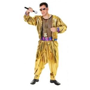 Kostuum MC Hammer heren