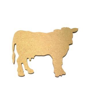 mdf figuur boerderij koe