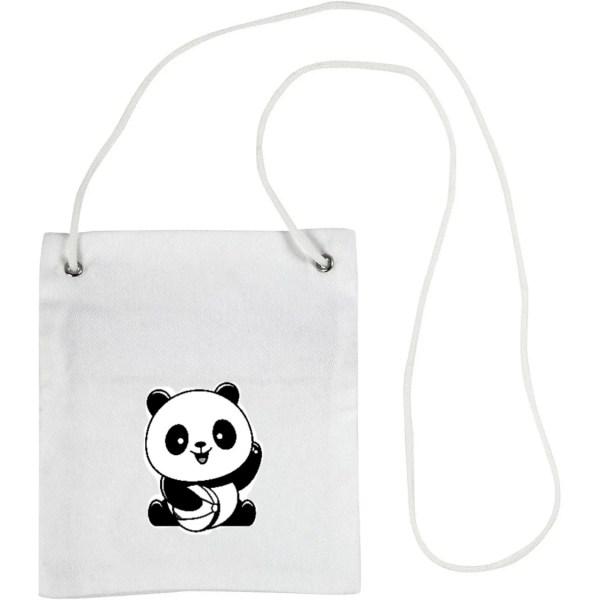 hangportemonne pandabeer