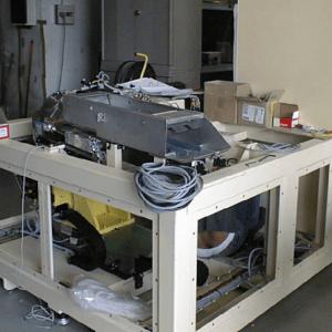 Machine d'usinage Tour