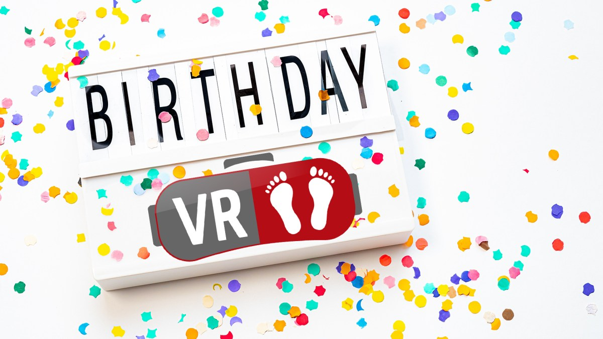 VrFootFetish is one year old: here's your feedback