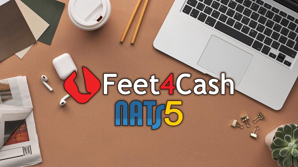 Feet4cash renews its affiliate program, thanks NATS