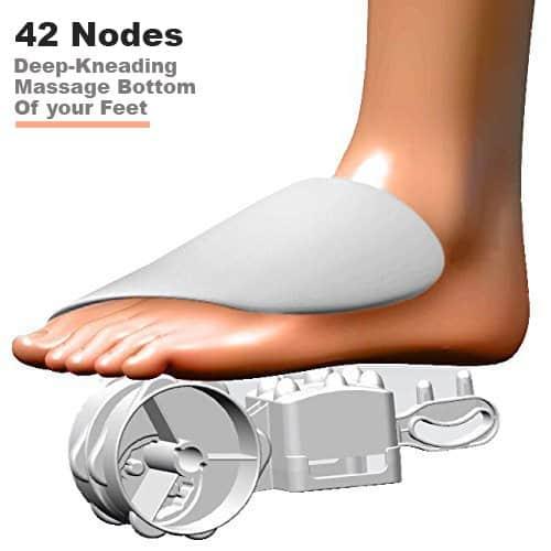 Belmint Shiatsu Foot Massager 42 Nodes