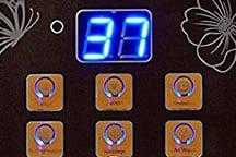 Home Foot Spa Digital Display