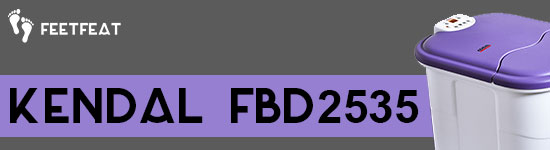 Kendal FBD2535 Banner
