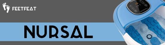 Nursal All-In-One Foot Spa