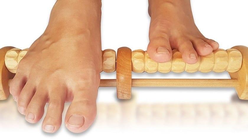TheraFlow Foot Massage Roller Review