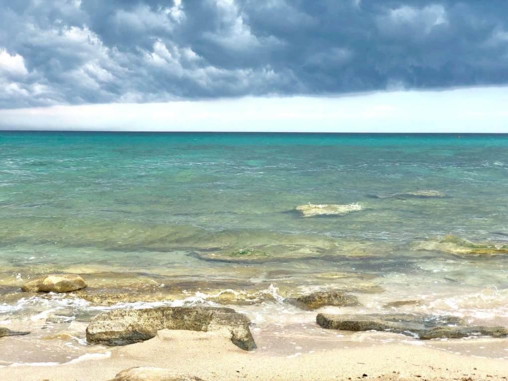 пляжи в Апулии