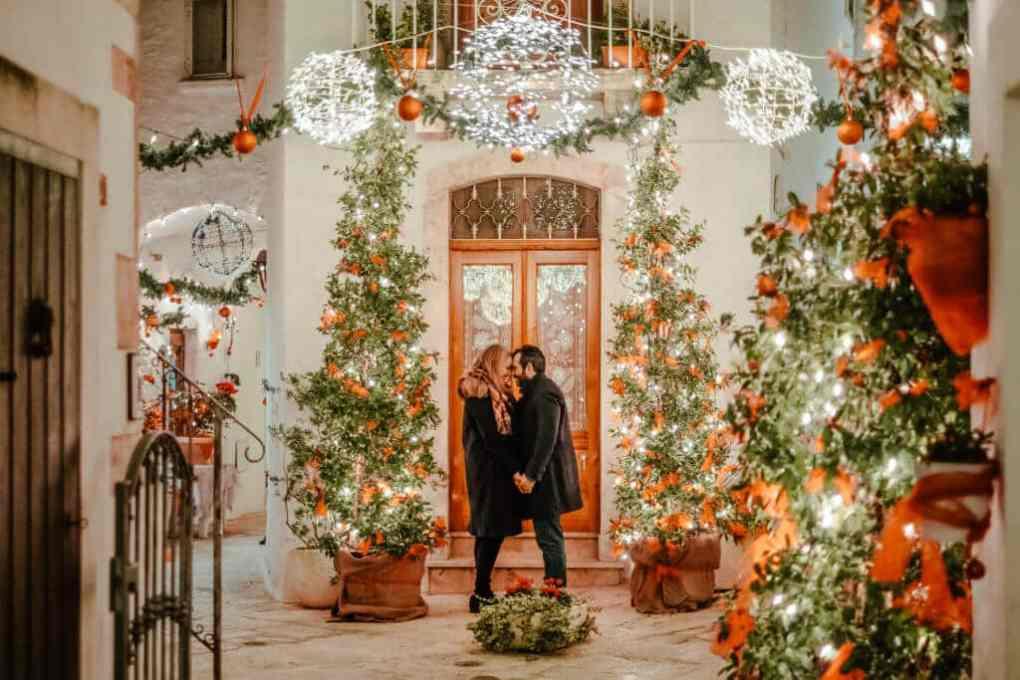 свадьба в италии апулия