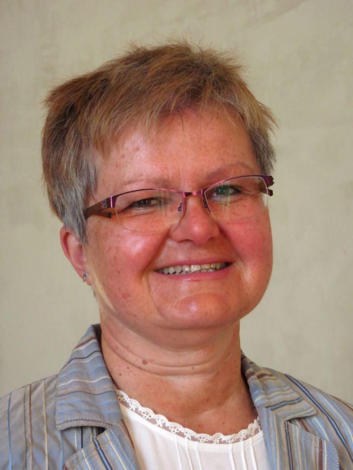 Irmgard Reichert, Diakon Finanzen, finanzen@feg-ffb.de