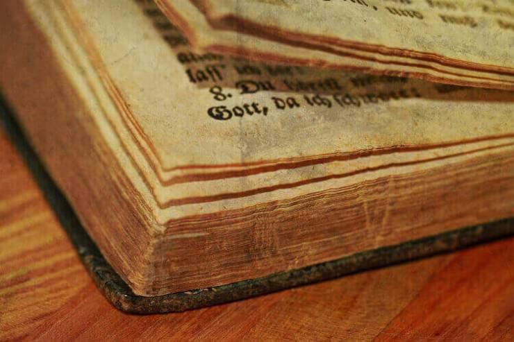 Symbolbild Bibel