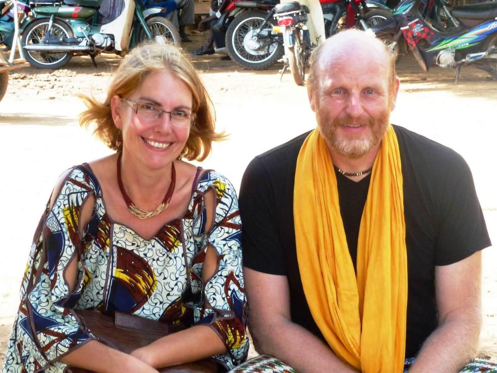 Christiane und Alfred Meier