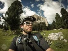Sella-Joch MTB-Tour Val Gardena