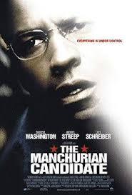 Denzel Washington, Mançuryalı adayı filmi