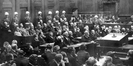 Nürnberg yargılamaları..