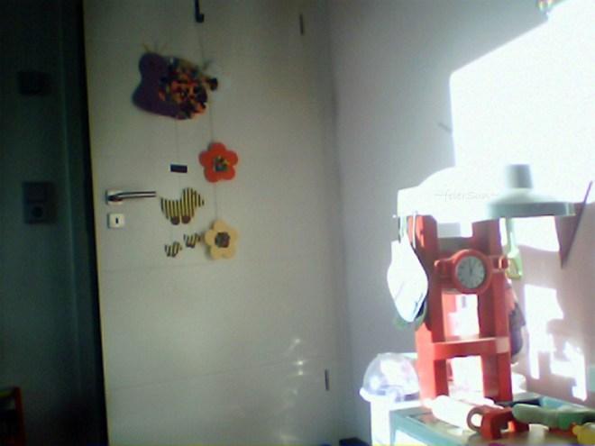 04 Kinderaugen sehen im Januar_Küche im Kinderzimmer