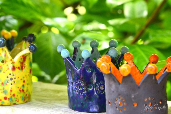 Töpfern mit Kindern - kreativ mit allen Sinnen sein Tongefässe