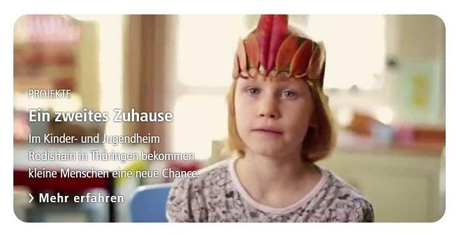 Du bist ein Gewinn projekt-der-deutschen-fernsehlotterie _kinder-und-jugendheim