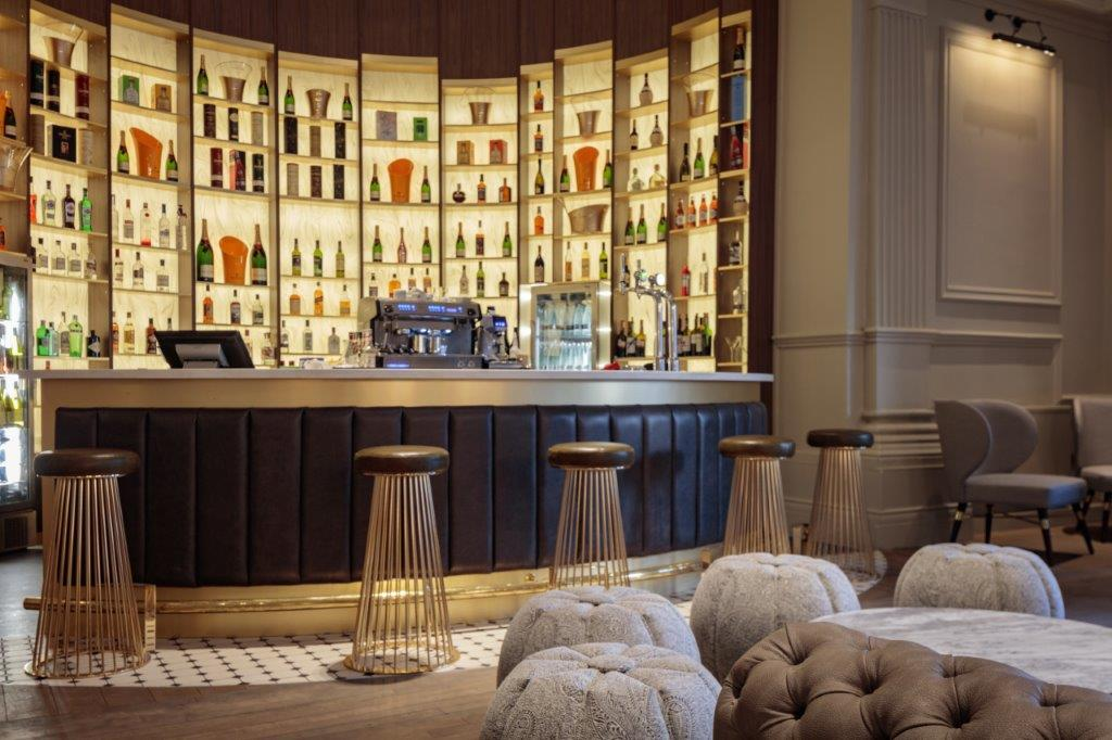 Fei Liu x Majestic Hotel Harrogate - Carters Champagne Bar & Grill