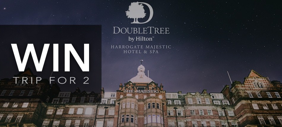 Fei Liu x DoubleTree by Hilton Harrogate Majestic Hotel & Spa