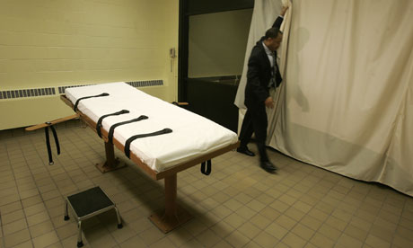 #research: It's time for the demise of capital punishment in the US