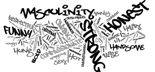 sociology - masculinity (wordle 2)