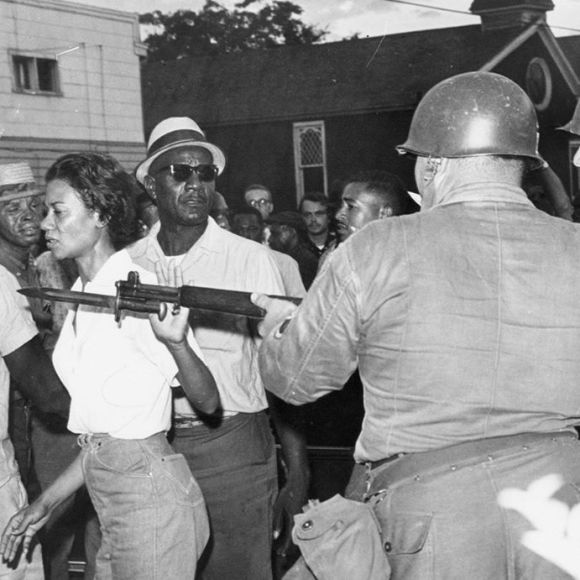 #anonymouswasawoman: #HERstory: A major Civil Rights activist, Gloria Richardson led the early 1960s